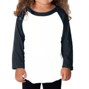 Kids Poly-Cotton 3/4 T-Shirt