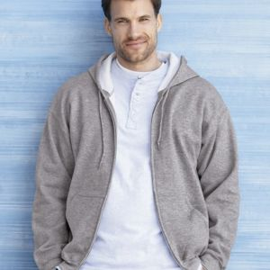 DryBlend Hooded Full-Zip Sweatshirt Thumbnail