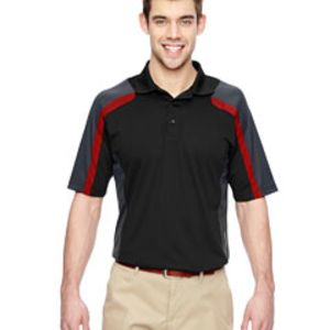 Men's Eperformance™ Strike Colorblock Snag Protection Polo Thumbnail