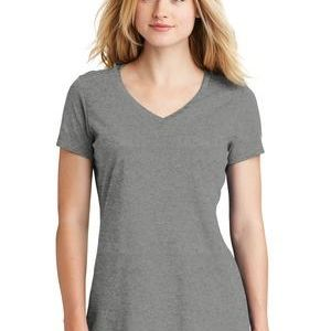 ® Ladies Heritage Blend V Neck Tee Thumbnail