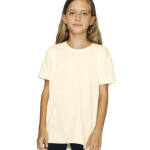 Youth Organic Fine Jersey Short Sleeve T-Shirt Thumbnail