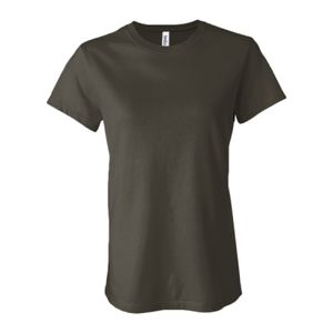 Ladies' Short Sleeve Jersey T-Shirt Thumbnail