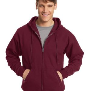 Hanes Ecosmart Full-Zip Hooded Sweatshirt Thumbnail